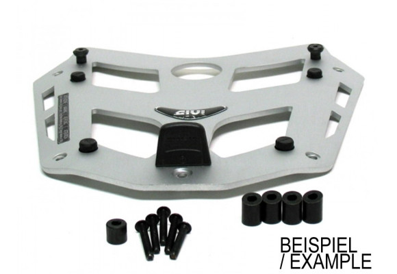 GIVI SRA5113 Monokey Topcase Mounting Adapter Compatible with BMW R1200RT